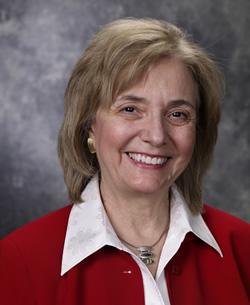 Associate Provost Abby Kratz