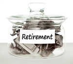 Retirement jar