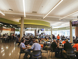 Dining Services Recognized for Innovation