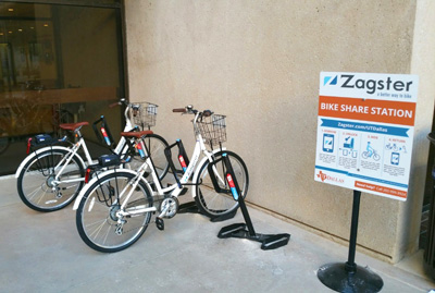 Sharing Program Adds More Bicycles