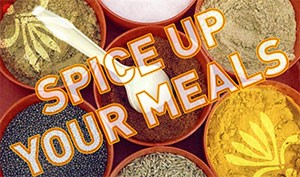 Learn How to Spice Up Your Meals at Cooking Event