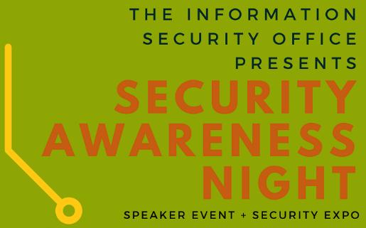 Security Awareness Night