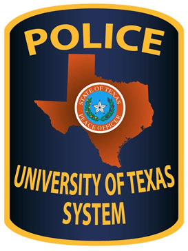 UTD Police Badge