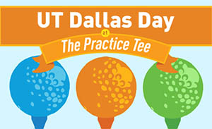 UT Dallas Day at the Practice Tee