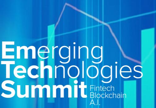 Emerging Technologies Summit