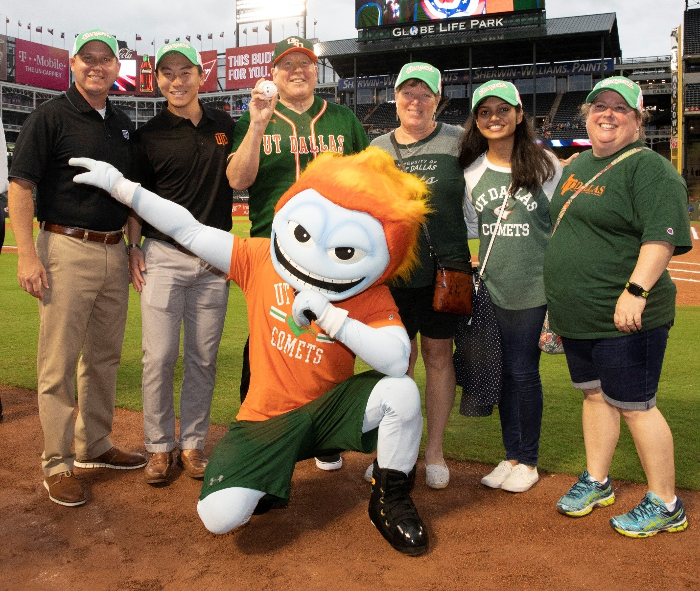 UT Dallas Night at the Ballpark