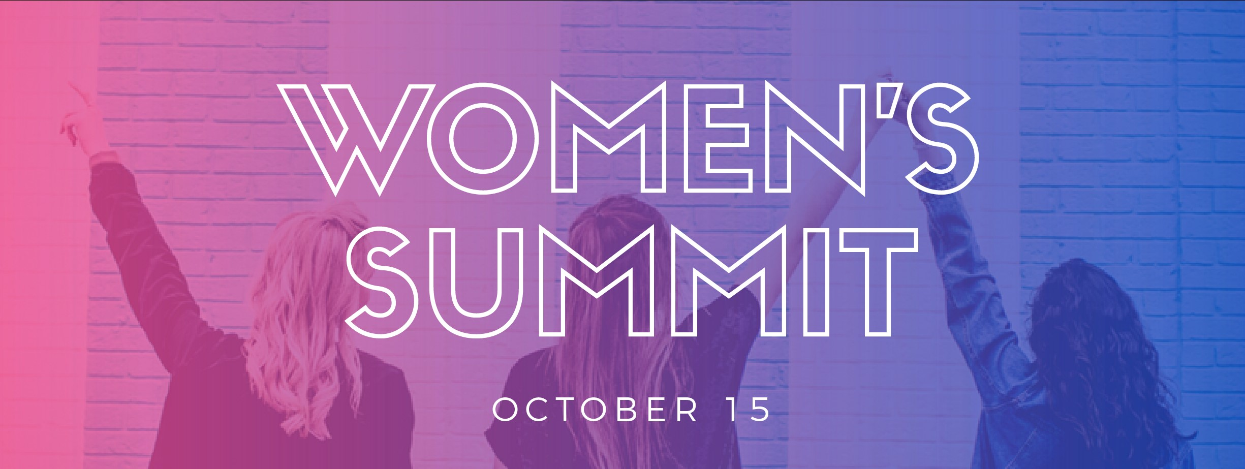 Womens Summit October 15