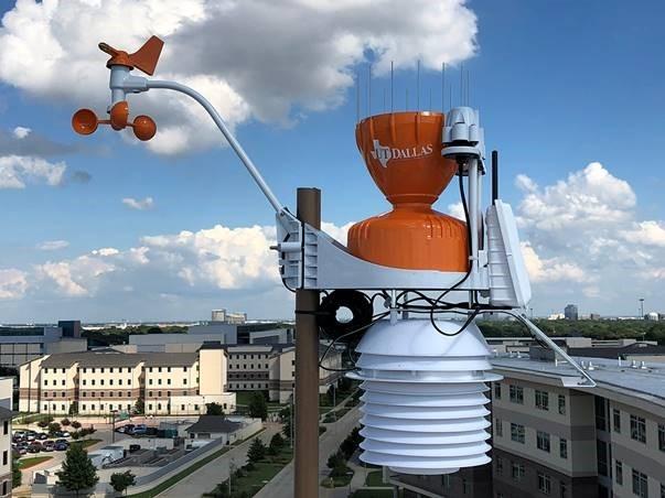 UT Dallas Weather Station