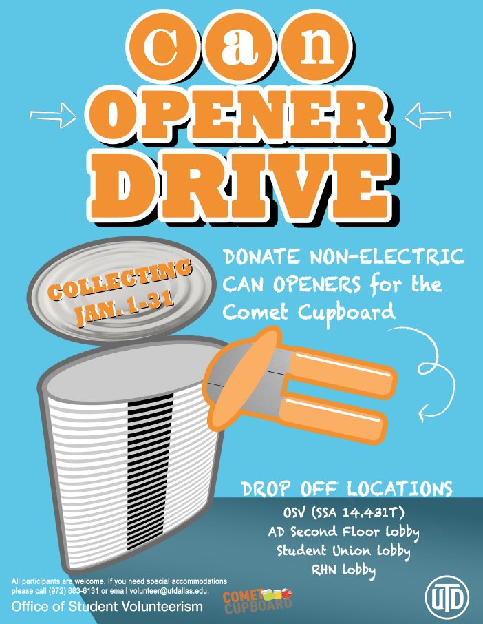 Can Opener Drive