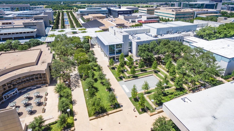 UT Dallas Campus