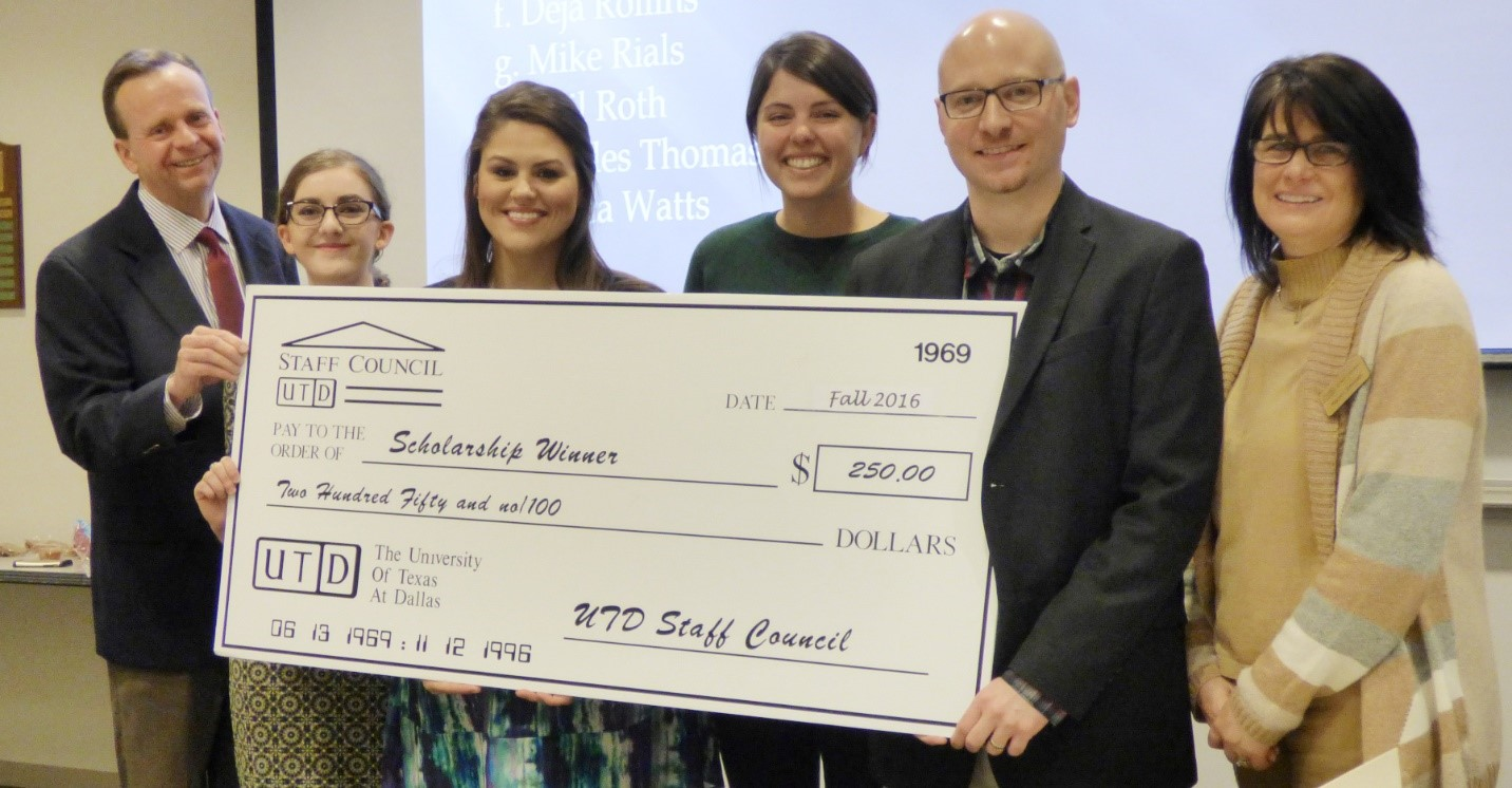 Staff Council Scholarships