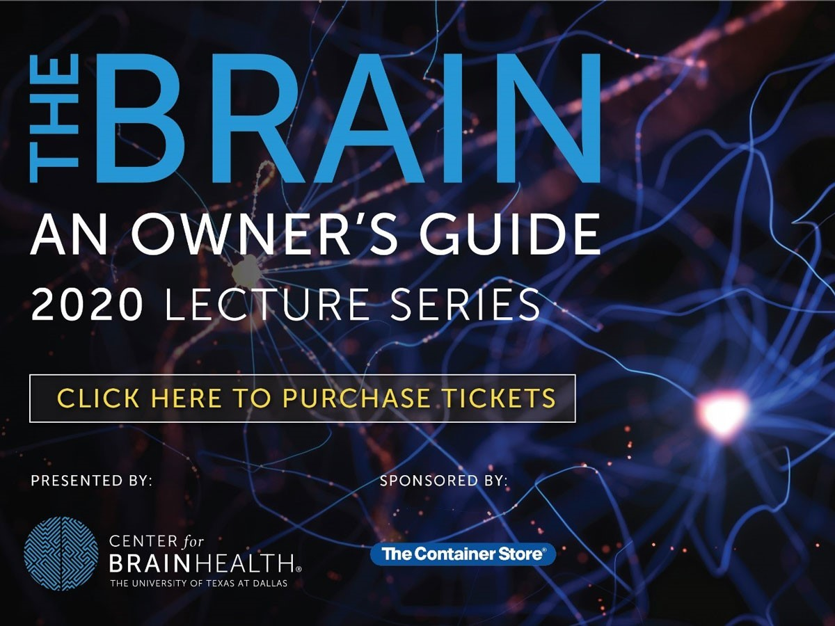 The Brain: An Owners Guide 2020 Lecture Series