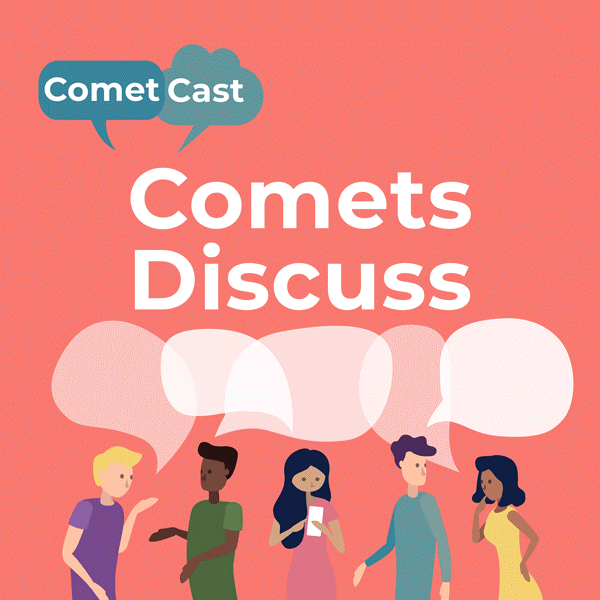 Comets Discuss Podcast