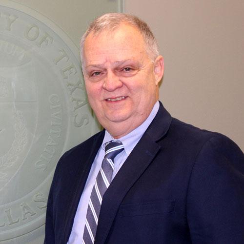 Photo of senior detective Rod Bishop.